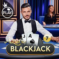 Blackjack 7 - Azure