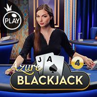 Blackjack 4 - Azure