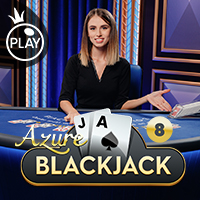 Blackjack 8 - Azure